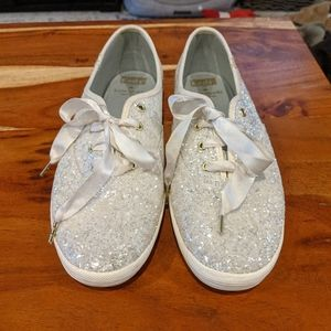 Keds By Kate Spade Glitter Sneakers